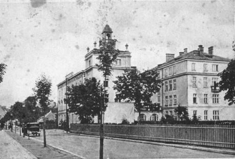 Школа 1908